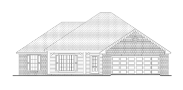 The Ashley Plan 4 Bedrooms